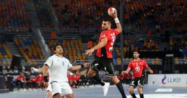 """منتخب مصر لكرة اليد """"عينه على الصدارة"""" فى مواجهة السويد بالمونديال"""