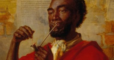 غليون الحرية .. قصة لوحة فنية وثقت إلغاء العبودية تعود لـعام 1869