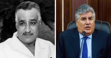 نجل الزعيم عبد الناصر: مشروعات الرئيس السيسى القومية أكبر حرب ضد فكر الإخوان