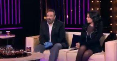 رانيا يوسف ومجدى عبد الغنى