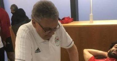 وفاة حسنين حمزة مدلك المنتخب بعد خدمة وإنجازات امتدت لـ 40 عاما