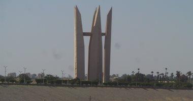 رمز الصداقة المصرية السوفيتية يجسد العلاقات المشتركة بين البلدين
