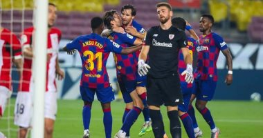 برشلونة يبحث عن ريمونتادا جديدة ضد إشبيلية فى كأس ملك إسبانيا