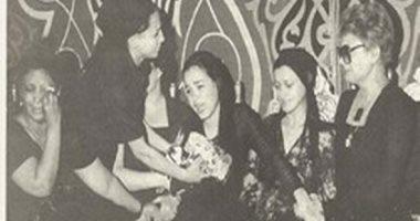 صور جنازة عمر خورشيد من 40 سنة تكشف ادعاءات شقيقه إيهاب