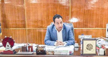 """رئيس جهاز حدائق أكتوبر: الانتهاء من مشروع """"104 عمارة"""" بنهاية شهر رمضان"""