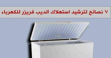 جهاز تنظيم الكهرباء: تراكم الثلج بالثلاجة يرفع قيمة الفاتورة