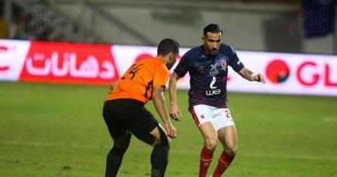 22 لاعباً فى قائمة فريق البنك الأهلي لمواجهة الأهلي فى الدورى