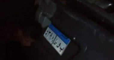 مصرع شاب إثر إنقلاب سيارته على كوبري عمارة بمركز حوش عيسى
