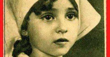 ذكرى وفاة سيدة الشاشة العربية..  صور من طفولة فاتن حمامة