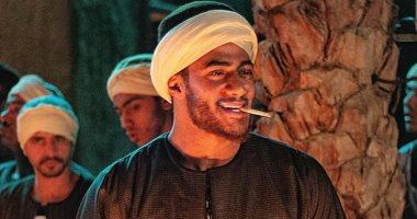 """حقيقة خناقة محمد رمضان وسمية الخشاب فى موقع تصوير مسلسل """"موسى"""""""