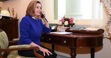 السعودية نيوز |                                              نانسى بيلوسى: إجراءات بايدن لمساندة الشركات الصغيرة تدعم الاقتصاد الأمريكى