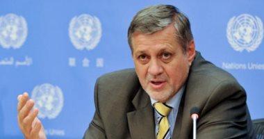 رئيس مفوضية الانتخابات والمبعوث الأممى يبحثان خارطة الطريق للانتخابات الليبية