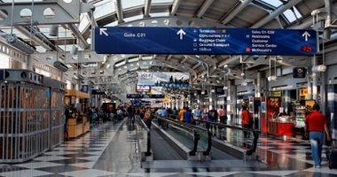 مواطن أمريكى يعيش فى مطار شيكاغو 3 أشهر خوفا من فيروس كورونا