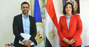 """غادة شلبى: """"شتى فى مصر"""" فرصة للسفر """"الآمن"""" وتشجيع حركة السياحة الداخلية"""