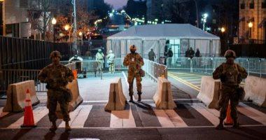 العاصمة الأمريكية تتحول إلى ثكنة عسكرية قبل ساعات من تنصيب بايدن.. صور
