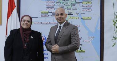 مستشفى القاهرة الفاطمية يواصل استقبال حالات كورونا من المرضى النفسيين