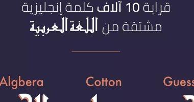 وزير التعليم: قرابة 10 آلاف كلمة إنجليزية مشتقة من اللغة العربية