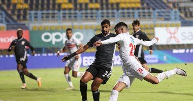 اهداف مباراة الزمالك والجونة فى الدوري المصري