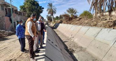 الرى: الانتهاء من تبطين 900.5 كيلو متر ترع فى 20 محافظة