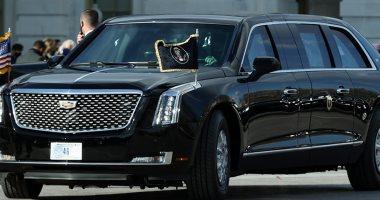 """""""46"""" تزين لوحة سيارة بايدن الرسمية.. فما هى مواصفاتها الخاصة؟.. صور"""
