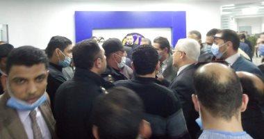 النيابة تحقق فى مشادة كلامية بين رئيس مدينة سمنود ومحامين أثناء حملة لضبط مخالفى ارتداء الكمامة