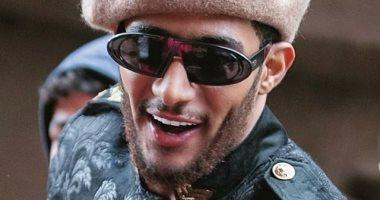 """أغنية محمد رمضان """" أنا البطل"""" تقترب من المليون الثانى بعد 24 ساعة"""