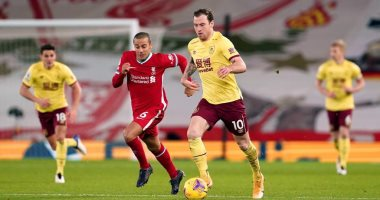 لعنة كريستال بالاس تلاحق ليفربول للمباراة الخامسة على التوالى فى الدوري الإنجليزي