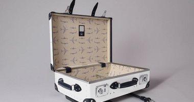شنط سفر مستوحاة من طائرات بوينج 747.. كل حقيبة بها جزء من شظايا طائرة