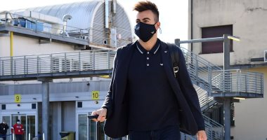 الإصابة تحرم الشعراوي من مباراتي روما ضد أياكس في الدوري الأوروبي