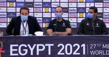 مدرب منتخب مصر لكرة اليد: روح لاعبى الفراعنة سر التأهل لربع نهائى المونديال