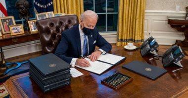 السعودية نيوز |                                              جو بايدن: خطة الإنقاذ الأمريكية تستهدف تمديد التأمين ضد البطالة