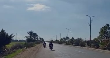 استقرار حالة الطقس وانكسار الشبورة بكفر الشيخ واستمرار الملاحة.. فيديو