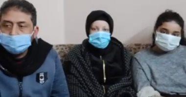 عواقب غياب الضمير.. روان تلقى مصرعها بسقوط مواد بناء عليها فى بنها.. فيديو