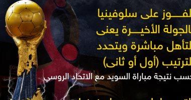 ماذا يحتاج منتخب مصر للتأهل لربع نهائى المونديال؟.. إنفوجراف