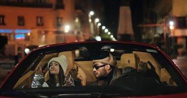 حنين محمد رمضان تخطف الأنظار فى كليب والدها الأخير مصباح علاء الدين فيديو وصور اليوم السابع