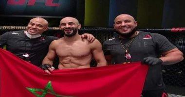 استبعاد المغربي أبو زعيتر من منظمة UFC قبل مواجهته ضد فريفولا