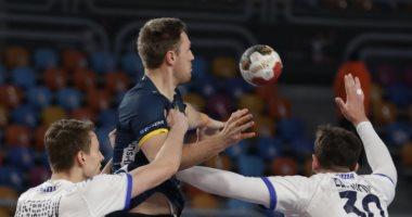 السويد تسيطر على تشكيل نجوم كأس العالم لكرة اليد