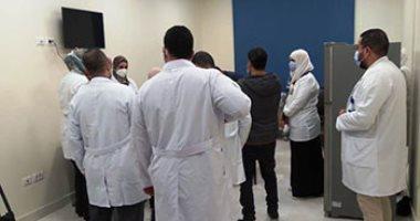 الصحة: تطعيمات لقاح كورونا فى مستشفيات العزل والصدر والحميات