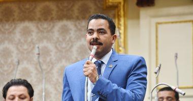 النائب أشرف رشاد رئيس الهيئة البرلمانية لحزب مستقبل وطن