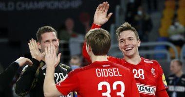 منتخب الدنمارك لا يعرف طعم الخسارة قبل مواجهة فراعنة اليد الليلة