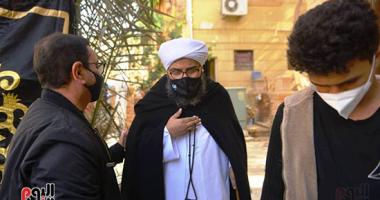 شاهد.. الجفرى والأزهرى وعمرو خالد ينعون سيدة الباقيات الصالحات