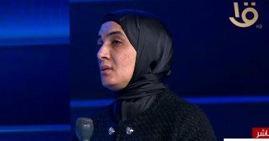 زوجة الشهيد ياسر عصر لليوم السابع: فخورة بتكريم الرئيس ومصر لا تنسى أبطالها