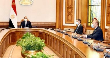 الرئيس السيسى: حجم المشروعات القومية العملاقة بمصر فرصة للاستثمار الأجنبى