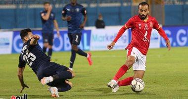 بيراميدز أول مواجهة للأهلي بحكام أجانب في الدوري
