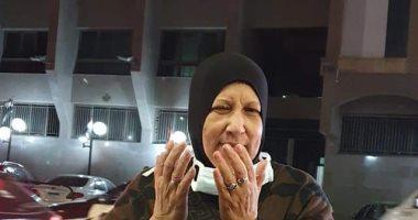 صورة إخلاء سبيل أم حبست ابنها المريض النفسى داخل قفص حديد فى الدقهلية
