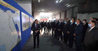 رئيس الوزراء: مصر تبنى تاريخاً جديداً بالبنية الأساسية وشبكة النقل الجماعى
