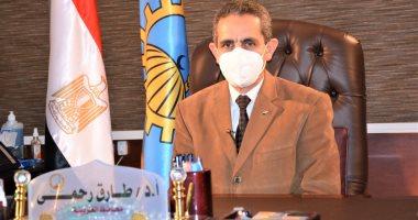 الدكتور طارق رحمى محافظ الغربية