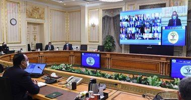 """الحكومة توافق على اعتبار """"تطوير القرى المصرية"""" مشروعا قوميا"""