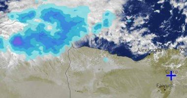 الأرصاد: كتلة شمالية هوائية تتقدم أقصى غرب البلاد وأمطار غزيرة بالسلوم ومطروح