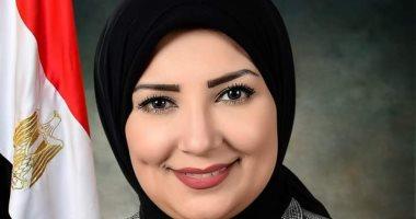 النائبة رشا أبو شقرة تفوز بمنصب نائب رئيس لجنة المرأة بالاتحاد البرلمانى الأفريقى